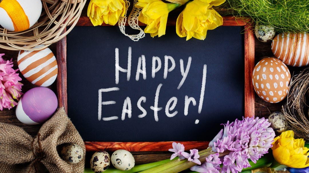 Easter greetings from Perth dentist